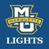 Marquette Basketball Lights