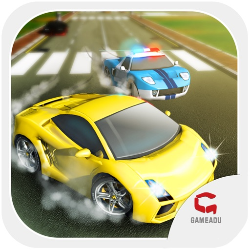Hotfoot - City Racer iOS App