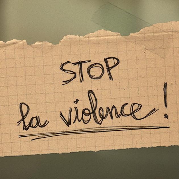 stop la violence