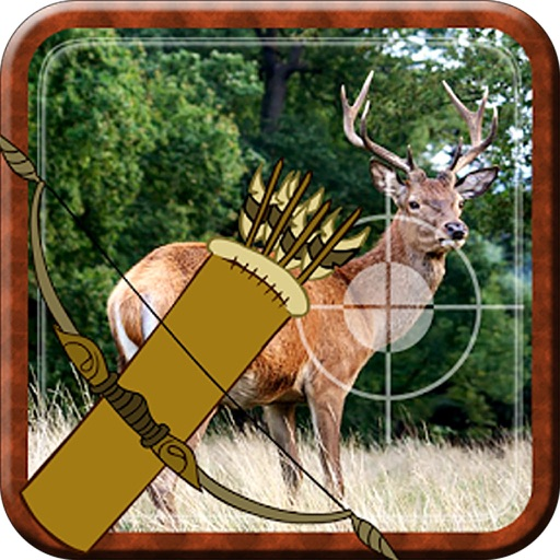 Archer Animal Hunting Game 3d free iOS App