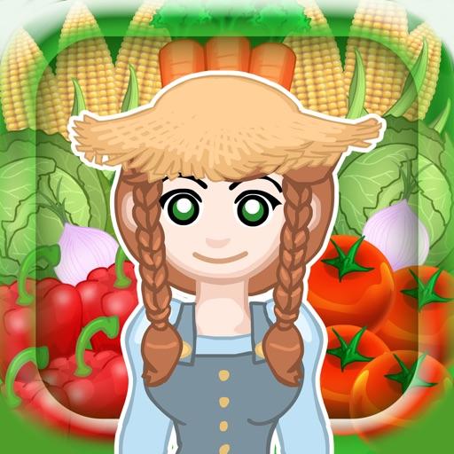 Healthy Farm Vegetables for Growing Kids iOS App