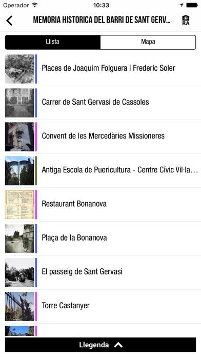 download Rutes Sarrià - Sant Gervasi apps 2