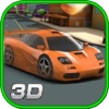 3D Cars Racing in Splash Highway Traffic Racer Free