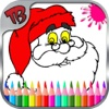 Coloring Pages For Toddlers - Education Coloring Pages For Preschool Kids Christmas Game pages