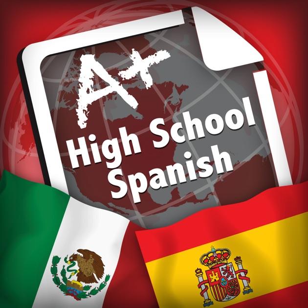 High School Spanish App :: Study Spanish, Learn to Speak ...