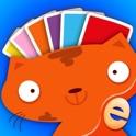颜色记忆匹配!颜色为孩子们学习游戏 icon