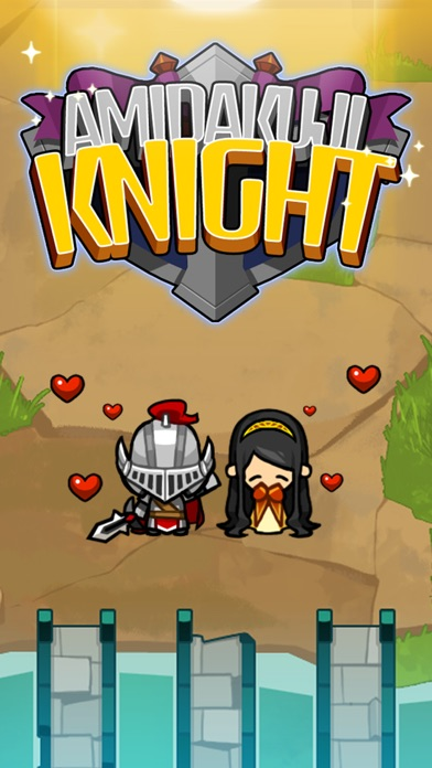 Amidakuji Knight Screenshot