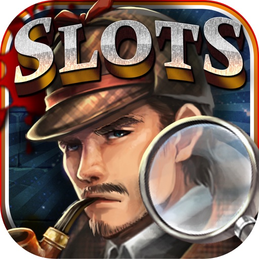 Sherlock Slots - Double, Triple & Bigger Pay FREE Slot Machine iOS App