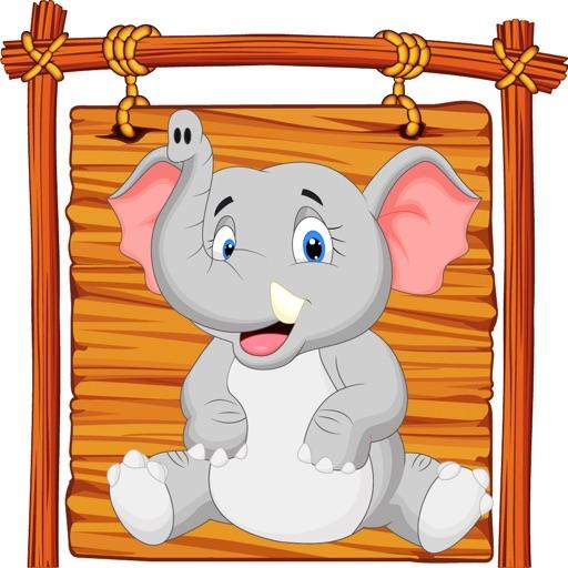 Fidgety Elephant iOS App