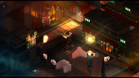 Screenshot #13 for Transistor