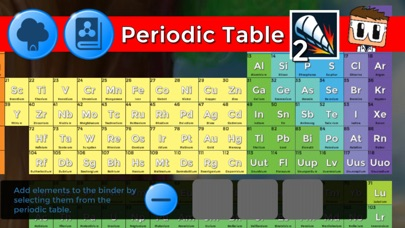 Free for today periodic table app 39 the elements a collection of best free apps urtaz Choice Image