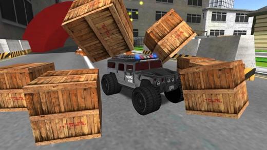 Policedroid 3D : RC Вождение полицейский автомобиль Screenshot