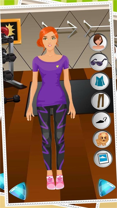 Dress Up Celebrity Fashion Party Game For Girls Fun Beauty Salon With Teen Cute Girl Makeover