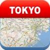 Tokyo Offline Map - City Metro Airport