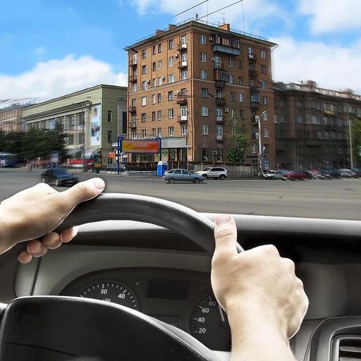 Driving Speed Russia Car City iOS App