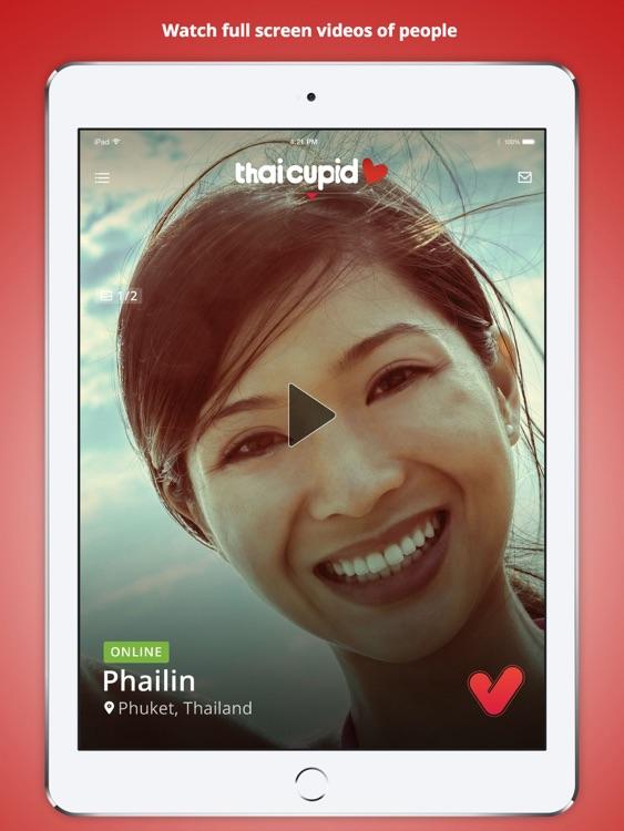 thai cupid app iphone