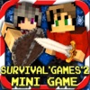 The Survival Games 2 : Mini Game With Worldwide Multiplayer iPhone / iPad