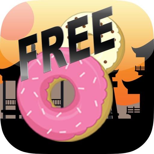 Donut Klopper Gratis - Zerteile die Donuts wie ein Ninja Icon