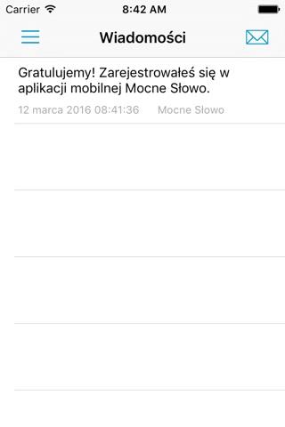 Mocne Słowo screenshot 4