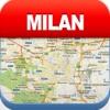 Милан Offline Map - Город Metro Airport