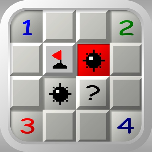 Minesweeper Q for iPad【经典扫雷】
