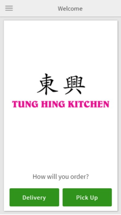Tung Hing Kitchen on the App Store