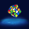 Star Cube - 3D Rubik's Cube Icon