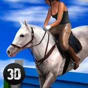 Horse Riding 3D: Show Jumping Full