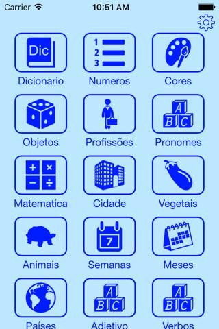 Dicionário de Bolso En-Pt screenshot 1