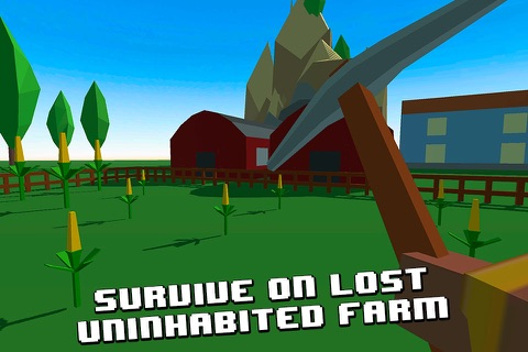 Country Farm Survival Simulator 3D Full screenshot 1