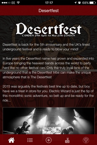 Desertfest screenshot 1