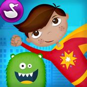 Superhero Comic Book Maker - by Duck Duck Moose