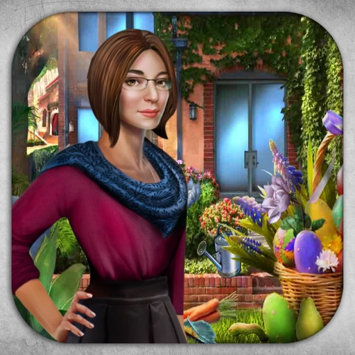 Hidden Objects Of A Easter With Family iOS App