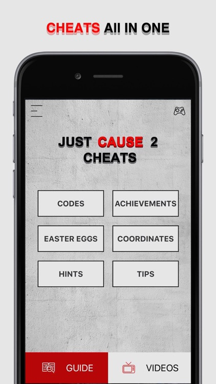 Cheats Guide for Just Cause 2 by Qinshan Lin