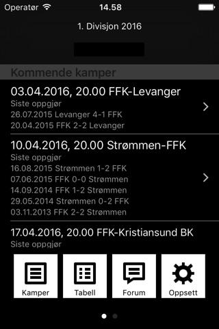Fredrikstad screenshot 1