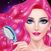 Hair Styles Fashion Girl Salon Spa Makeup amp Dress Up Beauty Game for Girls Hack Resources (Android/iOS) proof