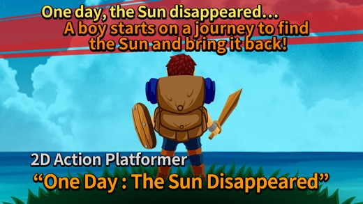 One Day : The Sun Disappeared Screenshot