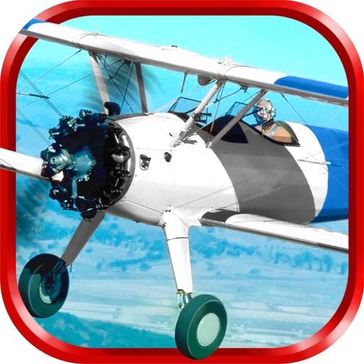 Daredevil City Stunt Flying-flight simulator iOS App