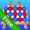 Pattern Artist Free - 簡単にパターン、壁紙や抽象アートを作ろう!