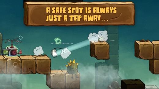 Blown Away: Secret of the Wind Screenshot