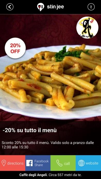 Stin Jee   Offerte speciali di cibo e bevande vicino a te   Mangia, bevi e risparmia! Screenshot