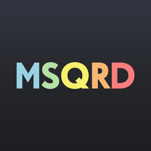 Download MSQRD — Live Filters & Face Swap for Video Selfies free for iPhone, iPod and iPad