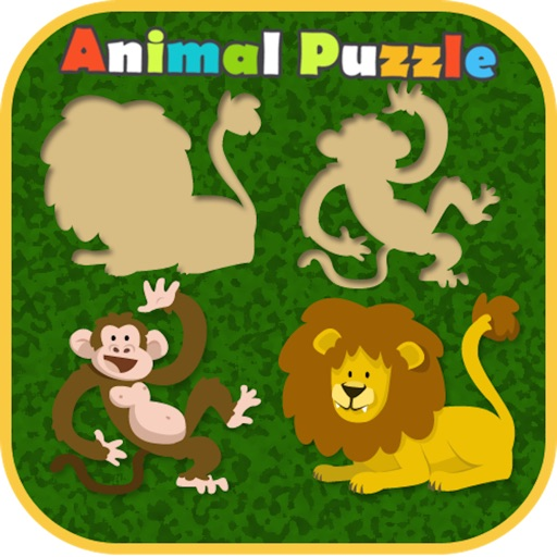 Animal Puzzles  - Educational Games for toddler One,Two & Three year kids iOS App