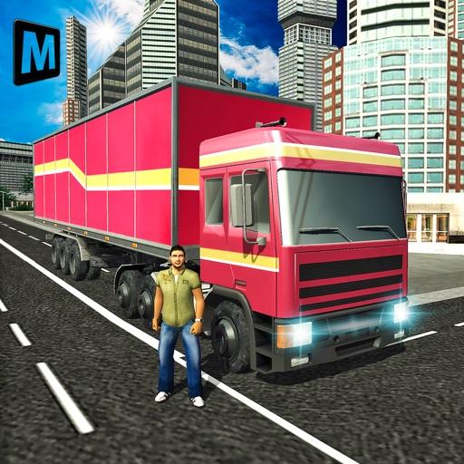 Real Truck Driver Simulator iOS App