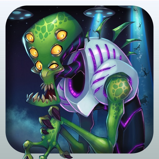 Alien Invasion Pro - Galaxy War Zone