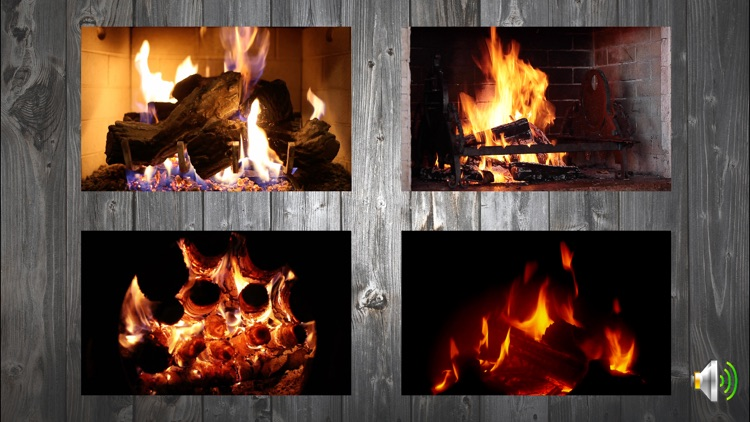 Relaxing Fireplace by Patrick Giudicelli
