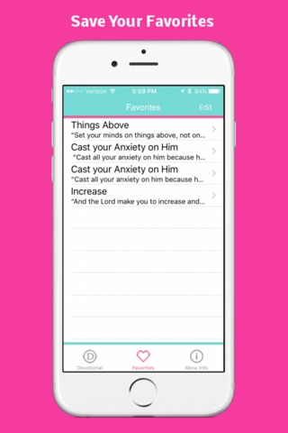 Proverbs 31 Devotionals Pro screenshot 3