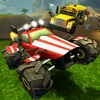 Crash Drive 2: The multiplayer stunt game, with monster trucks & classic muscle cars