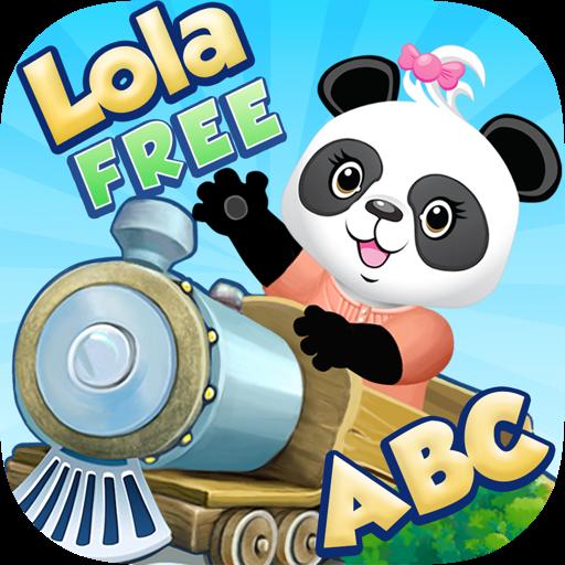 Lola и алфавитный паровозик FREE - Научитесь читать!