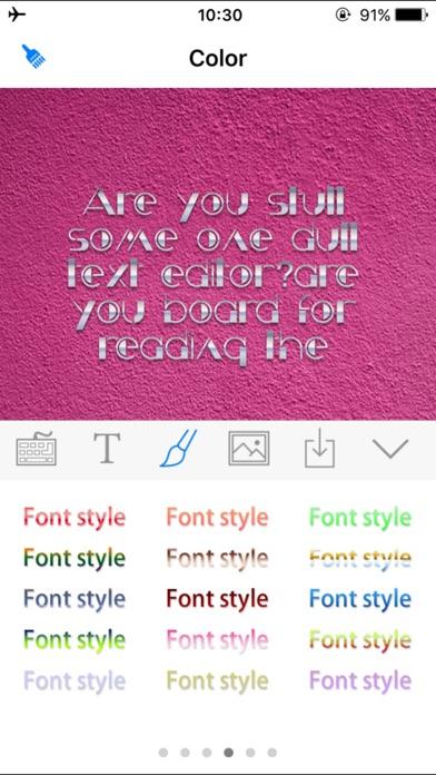 Font Dresser ProСкриншоты 4